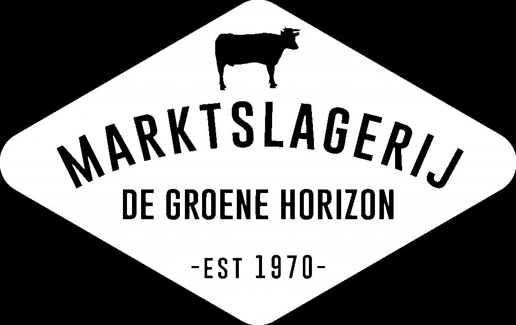 Logo wit de Groene Horizon