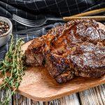 Chuck-eye-steak-van-de-barbecue